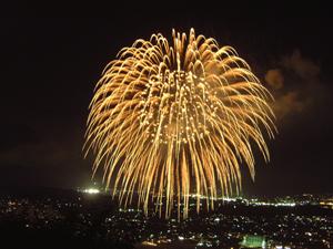 飯田の花火2