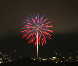 飯田の花火