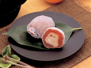 柿寿楽のイメージ