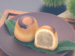栗饅頭(栗山路)