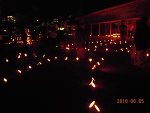 竹宵祭り2